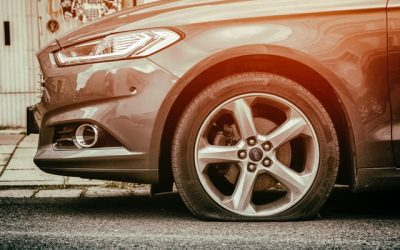 Tips For Surviving Flat Tire